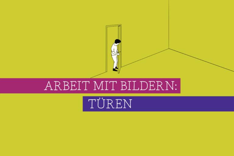 Read more about the article Meine Arbeit mit Bildern: Türen