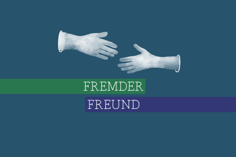 Read more about the article Fremder Freund